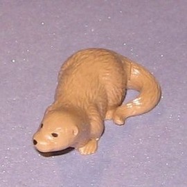 Figurine Loutre - S�rie Animaux Polaires (2012)