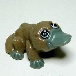 Figurine Ornithorynque - S�rie Animaux (2013)