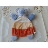 Doudou Marionnette Koala Bleu Noukies Amtoys
