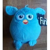 Peluche Furby Bleu 18cm