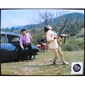Fleur D'oseille * Georges Lautner - 1967 - 1 Photo D'exploitation Originale D'exploitation De Cin�ma * Petite Affiche De 22*29 Cm - Mireille Darc ; Anouk Ferjac ; Maurice Biraud - Voiture Ancienne Ds
