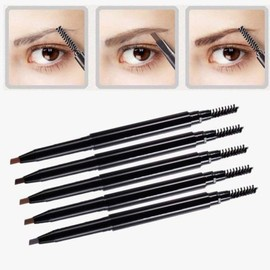 Ebuy� Crayon � Sourcils Brosse Pinceau � Sourcils Two-Way Waterproof