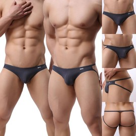 Sexy Jockstrap Thong Confortable Hommes Sous-V�tements,G-Strings Taille S/M/L/Xl