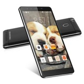 D�bloqu� Leagoo Shark 1 6.0 pouces T�l�phone Mobile Android 5.1 4G MTK6735 Octa Core 3Go+16Go 1920x1080 13.0MP Noir