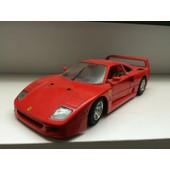 Ferrari F40 - 1987 - Burago - 1/24
