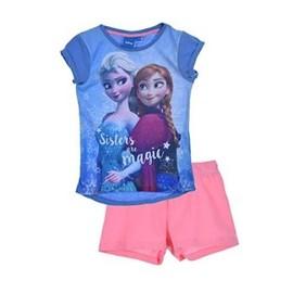 Ensemble V�tement Disney La Reine Des Neiges T-Shirt + Short