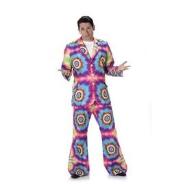 D�guisement Hippie Psych�d�lique Homme, Taille Large
