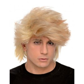 Perruque Blonde Homme,