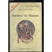 Monsieur De Migurac de andr� lichtenberger