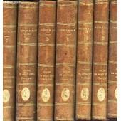 Cours De Droit Civil Francais - En 8 Volumes (Tomes 1 � 8). / 4e Edition. D'apres La Methode De Zachariae. de AUBRY C. / RAU C.