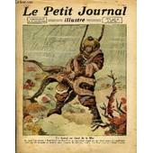 Le Petit Journal - Suppl�ment Illustr� Num�ro 1639 - Un Drame Au Fond De La Mer (Gravure D'un Scaphandrier Attaque Par Une Pieuvre) - Santos-Dumont A Paris