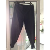Pantalon Miss Captain Coton 36 Noir