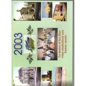 Calendrier De 2003 / Jonquieres Saint-Vincent