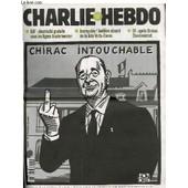 Charlie Hebdo N�353 - Chirac Intouchable de COLLECTIF