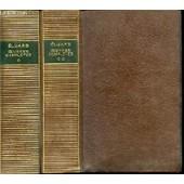 Oeuvres Completes En 2 Tomes (1+2) - Preface De Lucien Scheler / Textes Etablis Et Annotes Par Marcelle Dumas Et Lucien Scheler. de paul eluard