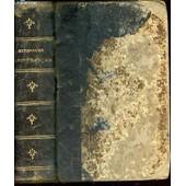 Gradus Ad Parnassum Ou Nouveau Dictionnaire Poetique Latin-Francais Fait Sur Le Plan Du Magnum Dictionarium Poeticum Du P. Vaniere, Enrichi D'exemples Et De Citations Tires Des Meilleurs ... de NOEL F.