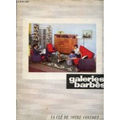 Galeries Barbes - La Cle De Votre Confort. J'ai Oubli� Que J'�tais Dans Un Magasin Par Francine Chaumette / Chmabre � Coucher Moderne / Chambre � Coucher � Doucine / Studio / Etc. de COLLECTIF