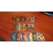 Carte Holographique De Collection (Ben 10 Alien Force, Redakai, Dinosaur King