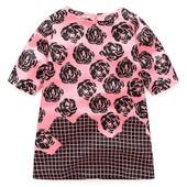 Vktech� B�b� Fille Girl Robe Imprim�e Roses Pour Soir�e Party C�r�monie �t�