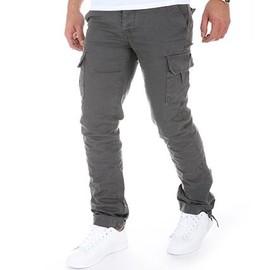Pantalon Cargo Crossby Slam Noir