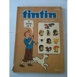 Album Tintin Volume 5 Num�ro 27/28/29/30