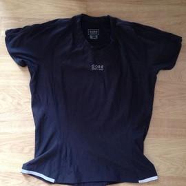T-Shirt Gore Noir