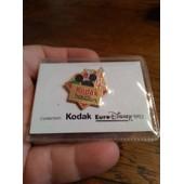 Pins Pin's Collection Kodak Eurodisney Disney 1992