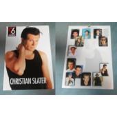 Christian Slater Calendrier Ann�e 1996