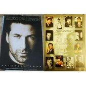 Alec Baldwin Calendrier Ann�e 1998
