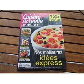 Cuisine Actuelle Hors S�rie Septembre/Octobre 2015
