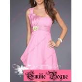 Robes De Soir�e, Cocktail En Forme A-Line Agr�able � Porter -Emilie Mariage