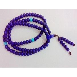 Mala En Lapis Lazuli