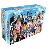 One Piece - Partie 3 - Int�grale Arc 6 � 10 (Thriller Bark, Sabaody, Amazon Lily, Impel Down, Marine Ford) - Coffrets 41 Dvd - �dition Limit�e - 191 Eps.