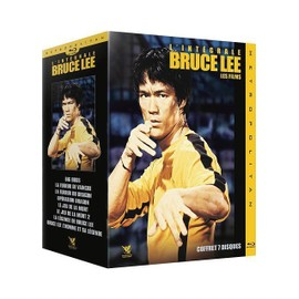 Documentaires Bruce Coffret 2 L'intégrale Lee Dvd En Films 6 BzqpB