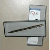 Beau Stylo En M�tal Pen Logo Lehning Hom�opathie Marque Quill