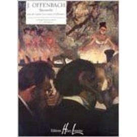 Barcarolle des Contes d'Hoffman arrangenent Piano Heumann