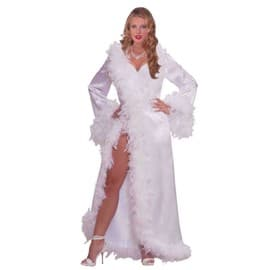 Robe Blanche Hollywood