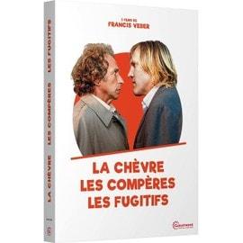 Image 3 Films De Francis Veber La Chèvre + Les Compères + Les Fugitifs