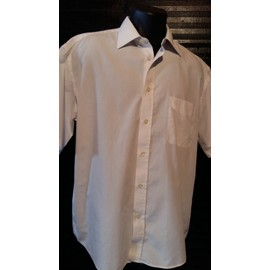Chemise Manches Courtes Playboy Taille 42