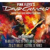 Places Prestige Concert David Gilmour 20 Juillet 2016 Nimes
