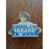 Grand Pins Disney Film Cherie J'ai Agrandi Le Bebe
