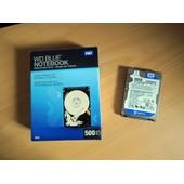 WD Blue Mobile WD5000BPVT Disque dur interne 2,5