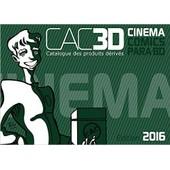 Cac 3d / Cac3d Argus Des Objets Bd Et Comics (Cotation) (2016) de Coteacas