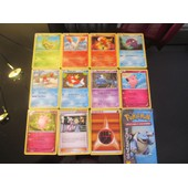 Lot De 11 Cartes Pokemon G�n�ration (Sorties De Booster)