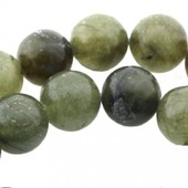 Fil De 36 Perles Rondes 10mm 10 Mm En Labradorite Grade B