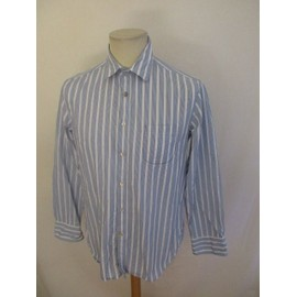 Chemise Replay Bleu Taille M � - 66%