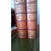 Dictionnaire General De La Langue Francaise Du Commencement Du Xvii Eme Siecle Jusqu'a Nos Jours En 2 Tomes : Tome 1 (A-F) + Tome 2 (G-Z). Precede D'un Traite De La Formation De La Langue de Hartzfeld & Darmesteter