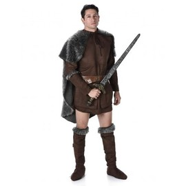 D�guisement Prince Viking Homme, Taille Xl