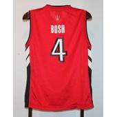 Maillot Trikot Jersey Nba Basketball Chris Bosh Toronto Raptors T.S
