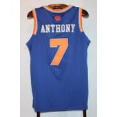 Maillot Trikot Jersey Nba Basketball Carmelo Anthony New York Knicks Xl